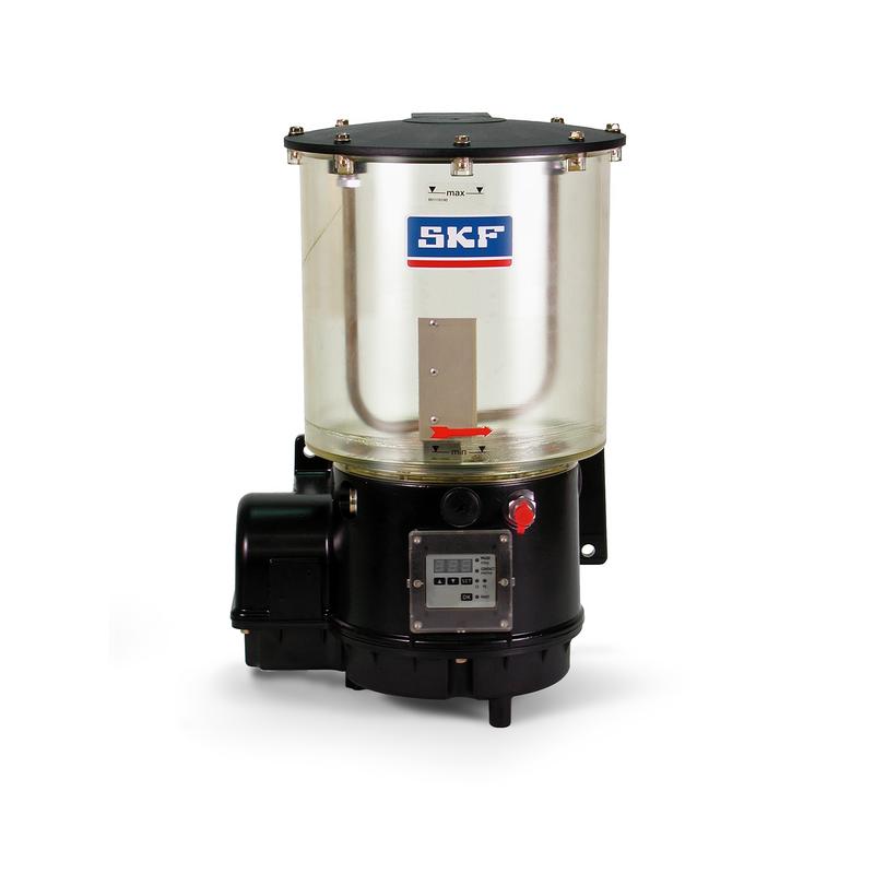 SKF可用于龙8国际官网脂的电动龙8国际官网泵 KFG电动泵