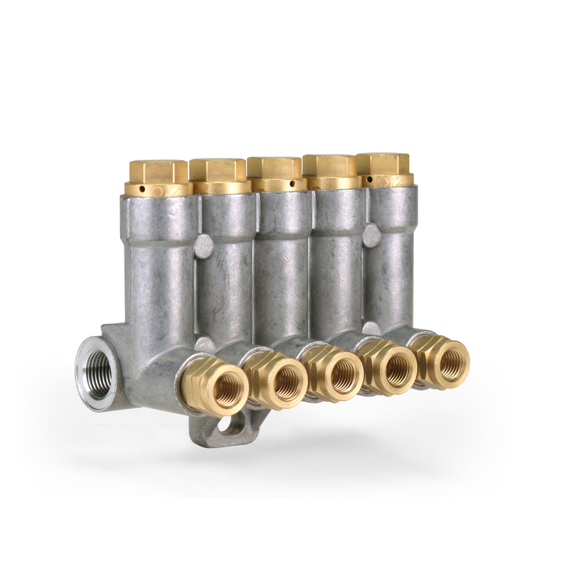SKF 稀油单线分配器