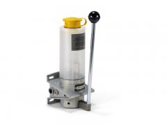 POE(P)/PFE(P)手动(气动)活塞泵单元
